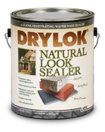 Drylok Natural Look Sealer