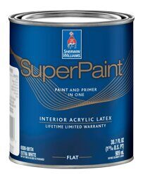 SuperPaint Interior Latex Flat
