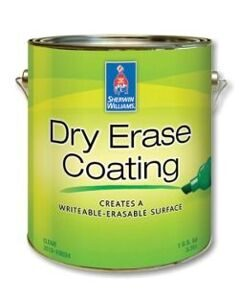 Dry Erase Coating