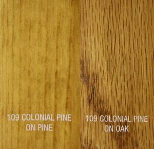 ZAR Wood Stain Oil Based 109 Colonial Pine