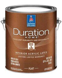 Duration Home Interior Latex Flat
