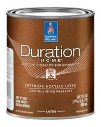 Duration Home Interior Latex Satin