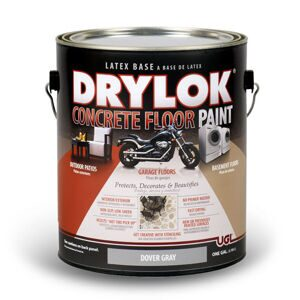Drylok Latex Concrete Floor Paint