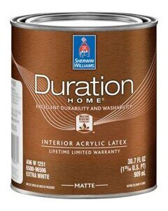 Duration Home Interior Latex Matte