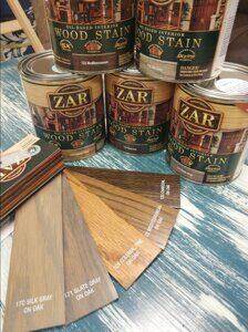 Новые цвета ZAR