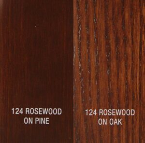 ZAR Wood Stain Oil Based 124 Rosewood